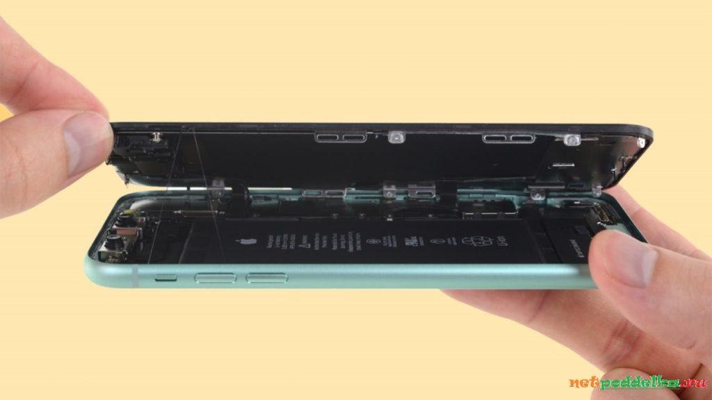 Вскрытие iPhone 11