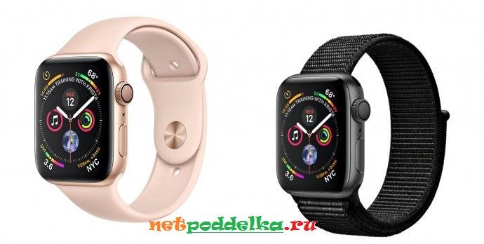 Определение подделки умных часов Watch
