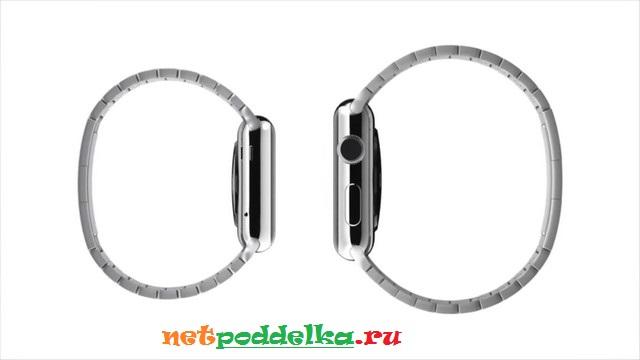 Размеры оригинальных часов