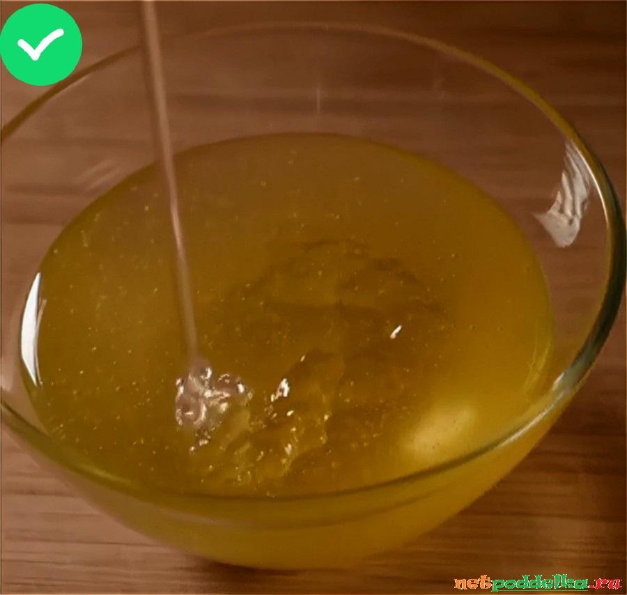 Мед с желтой акации