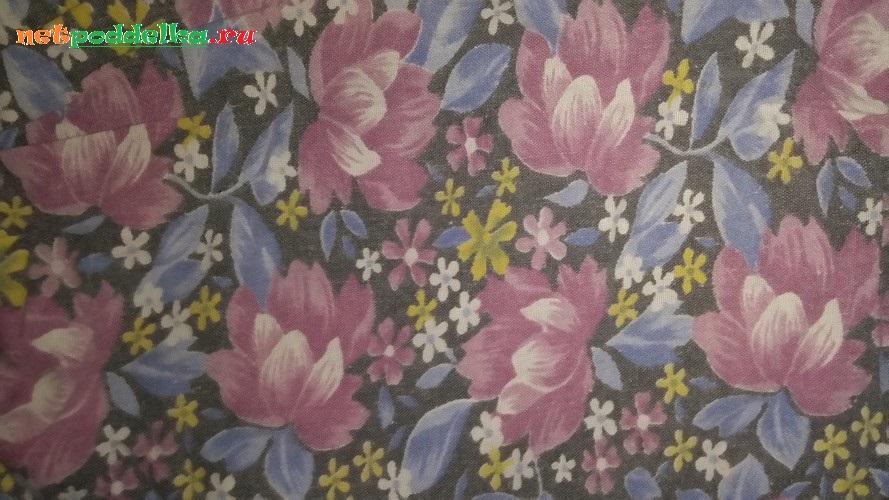 Выцветшая ткань