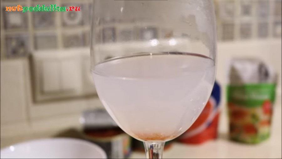 Помутнение воды