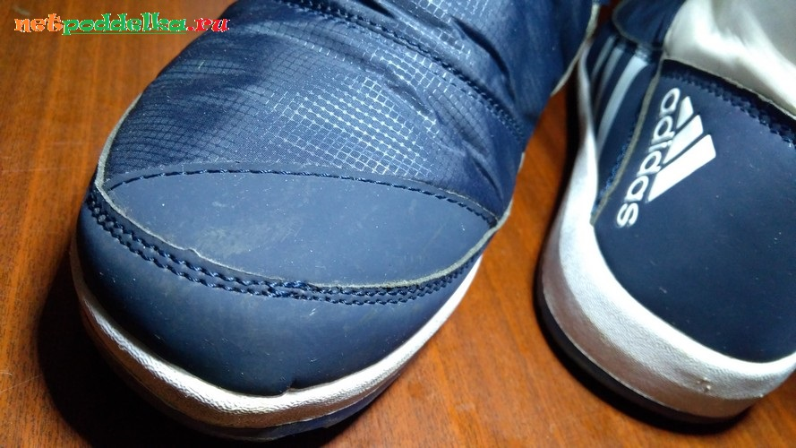 Низкое качество носка