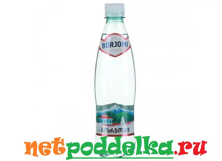 Форма пластиковой бутылки